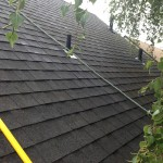 Portland Oregon Roof Moss Removal After