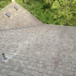 After roof and gutter cleaning in portland
